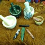 Mortor and Pestles, Massage Wands